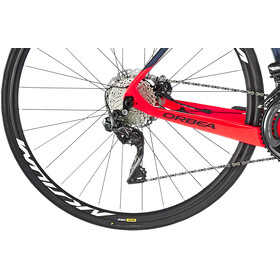 Orbea Gain M20i, red/blue